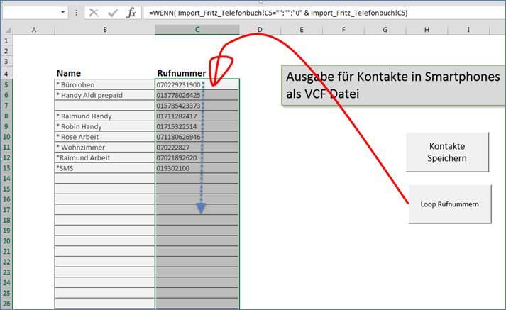 Excel Arbeitsblatt Schützen Vba : Excel durchlaufen von zeilen auswerten zellinhalten