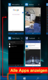 Windows 10 Mobile: Apps 1