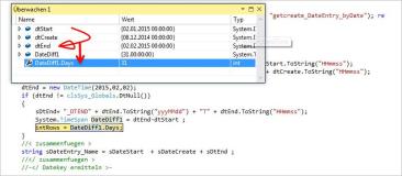 Anzahl Tage Berechnen Zwischen Zwei Daten : code snipet in c zum entfernen von html tags programmierer dot net ~ Themetempest.com Abrechnung