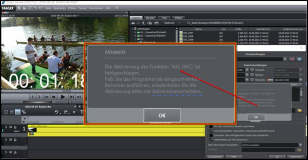 Windows 10 Update Problem: Magix Video Deluxe Registrierung