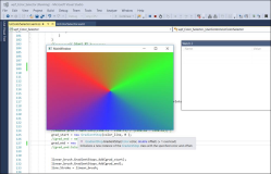 WPF: ColorWheel in C# zeichnen