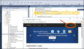 Asp Auth: Account Views Formulare