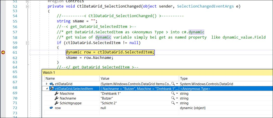 How To Get Selected Cell Value In Datagridview In C Windows