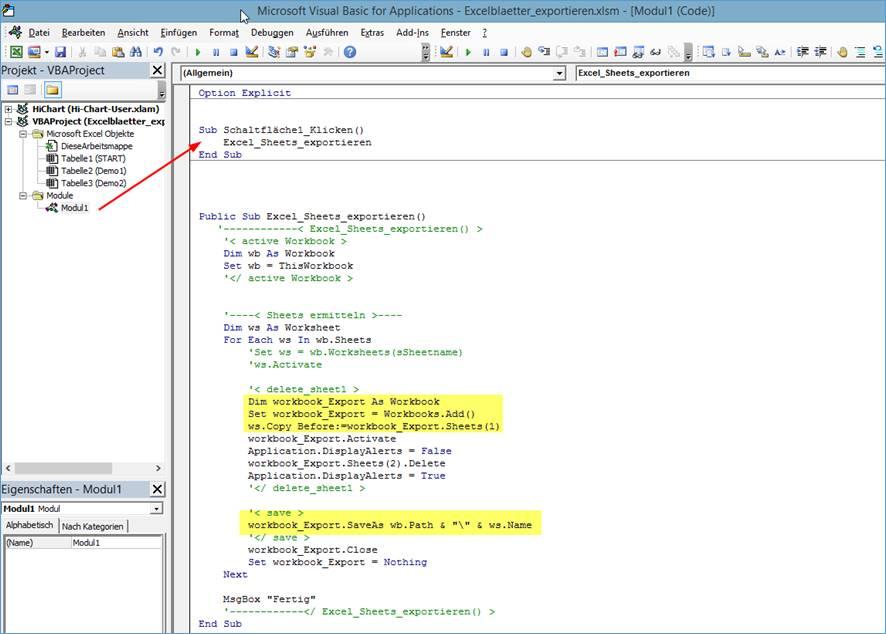 Excel Vba Makro Zum Erstellen Einzelner Excel Dateien Aus Jedem