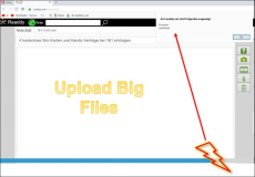 Asp.Net Core: Upload großer Files bricht ab