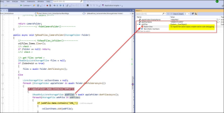 Visual Studio: Debug Native Code aktivieren